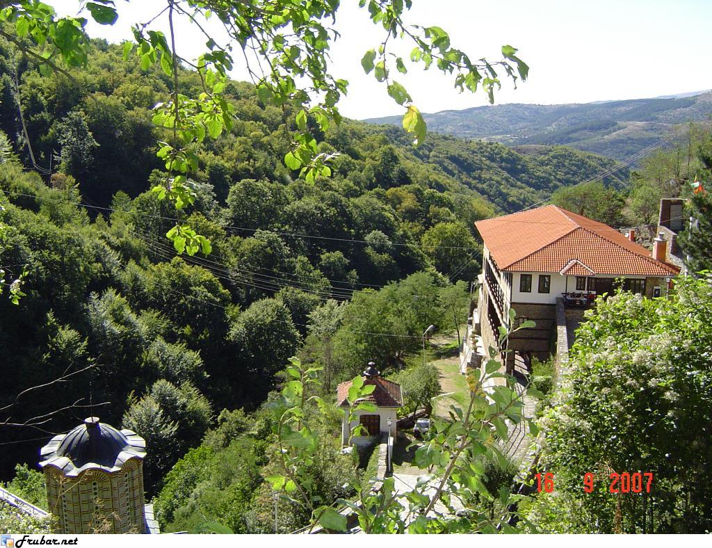 Посета на манастирот Св. Јоаким Осоговски - еден од најубавите во Македонија