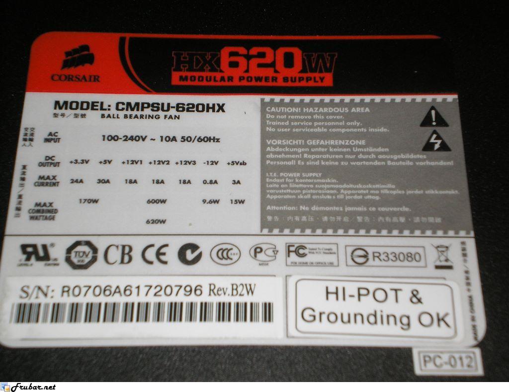 Gainward 6200tc